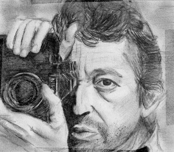 Serge Gainsbourg by E.Alimi